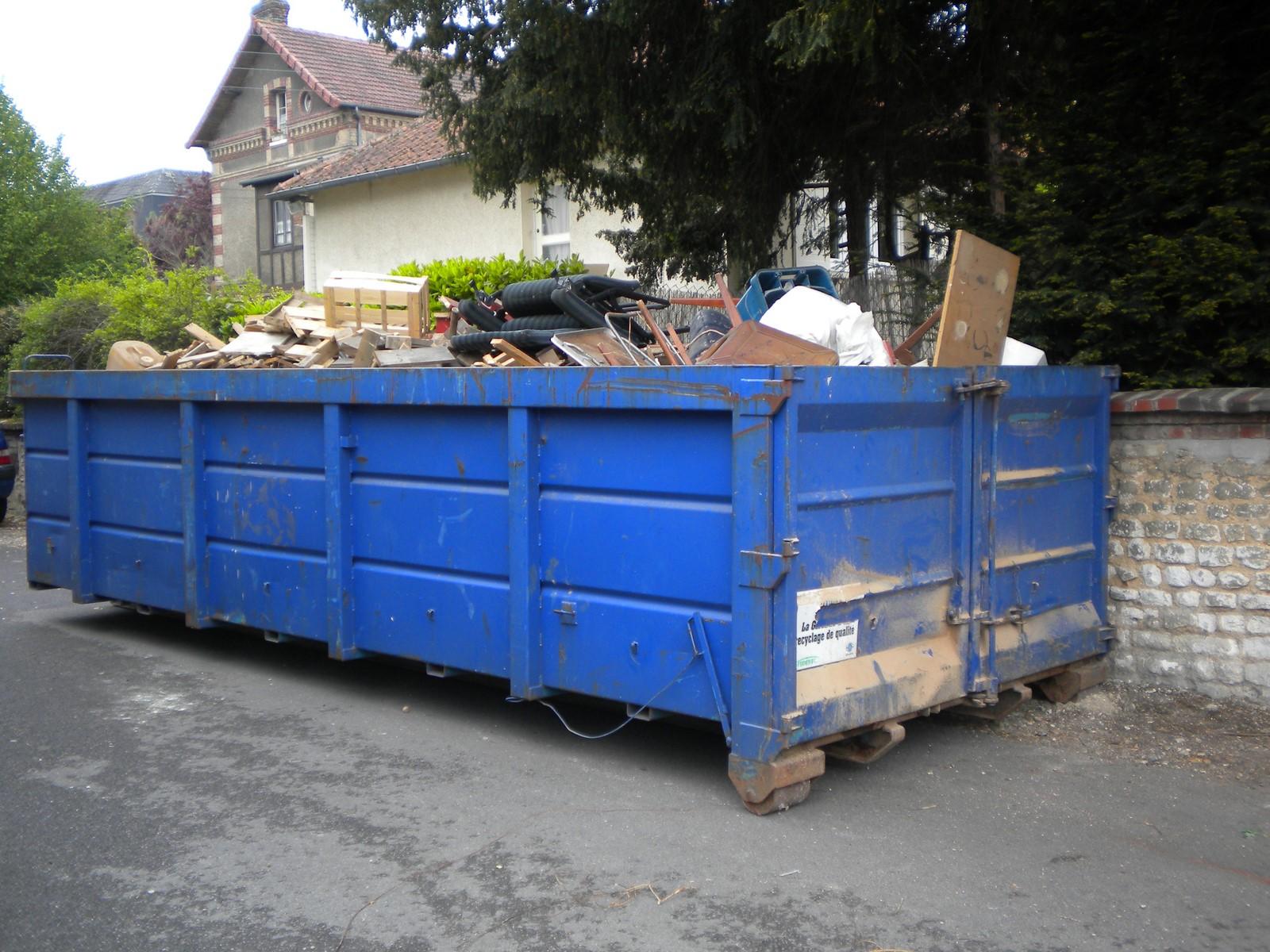 evacuation detritus et dechets a la. Black Bedroom Furniture Sets. Home Design Ideas